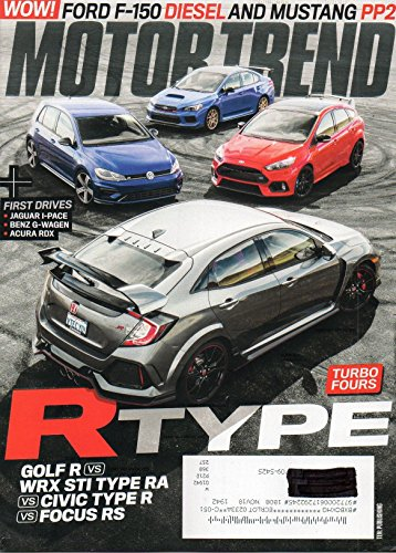 2018 FORD F-150 POWER STROKE DIESEL Bentley Continental GT: British Luxury On A Grand Scale 2019 MERCEDES-BENZ G-CLASS REINVENTS ITS ICONIC SUV Motor Trend Jaguar I-Pace Tesla Magazine