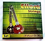 SITAR STRING COMPLETE SET WITH SYMPATATIC STRINGS SWA001