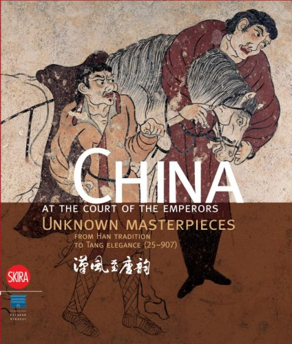 China at the Court of the Emperors: Unknown Masterpieces from Han Tradition to Tang Elegance, 25-907 - Western Han Dynasty