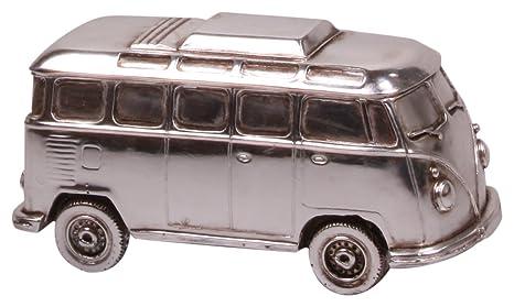 Sid Ke 3031 22 x 13 cm máquina de tipo antiguo Look figura decorativa - negro: Amazon.es: Jardín