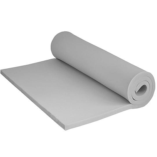 Plaque de mousse en polyuréthane RG 25 44 40 40 10cm pour