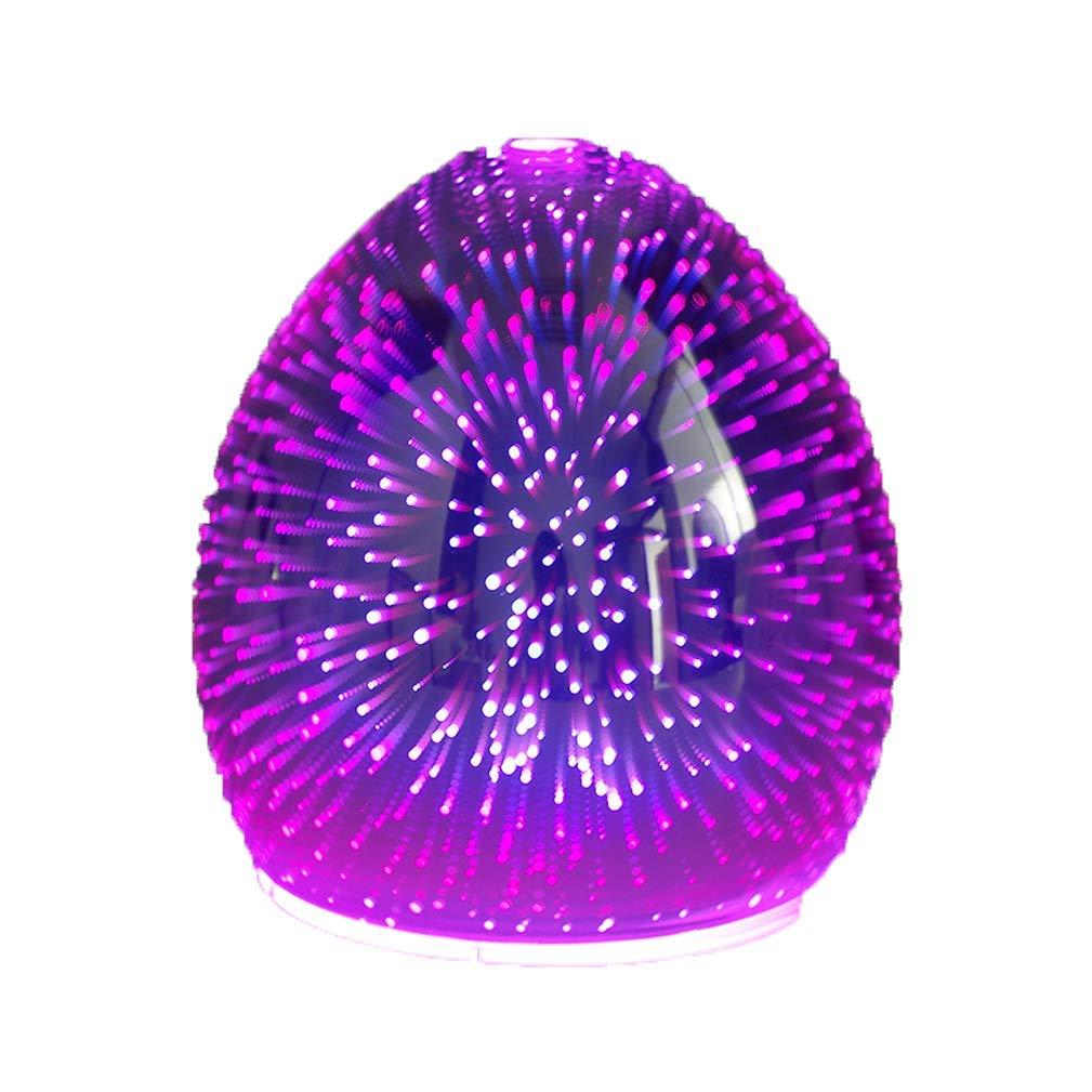 【訳あり】 エッセンシャルオイルディフューザー B07QHSHSGM、7色LEDガラスアロマディフューザー200ML、3Dエアー超音波加湿器、寝室、オフィス、旅行 B07QHSHSGM, ORIGINAL PRINT CloveR:c0d81aae --- arianechie.dominiotemporario.com