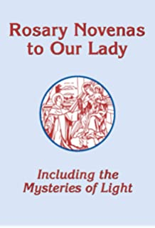 image relating to 54 Day Rosary Novena Printable titled Rosary Novenas in direction of Our Female: 54 Working day Rosary Novena: Catholic