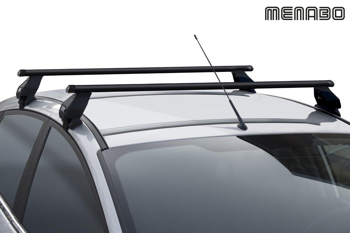 Senza CORRIMANO LONGITUDINALI Barre PORTATUTTO Tema Peugeot 308 Station Wagon 5 Porte dal 2014 in Poi No Rails