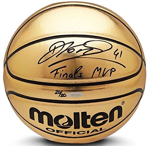 DIRK NOWITZKI Autographed Mavericks
