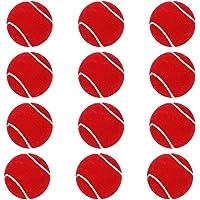 SMT Tennis Rubber Light Weight Ball - Pack of 12