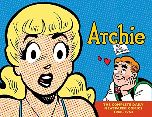 Archie: The Complete Daily Newspaper Comics (1960–1963) by Brand: IDW Publishing