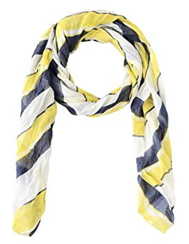 Turtle Bay Foulard Long Beach - Color : Blazing Yellow - Tamaño : 100 x 100 cms: Amazon.es: Hogar