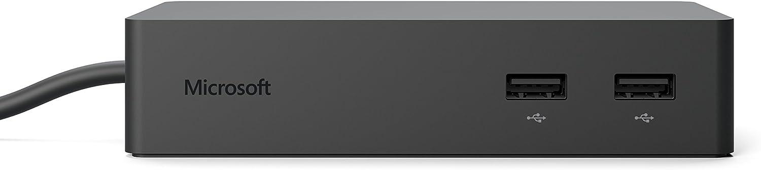 Microsoft - Base dock para Surface, color negro