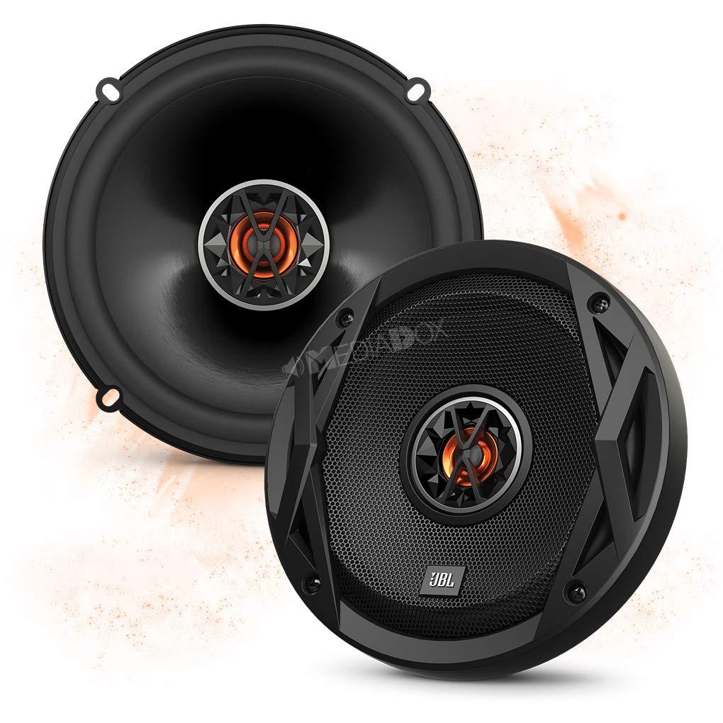JBL Club-6520 Front//Heck 16,5cm//165mm 2-Wege Koax Auto Lautsprecher//Boxen//Speaker f/ür VW//SEAT//Skoda