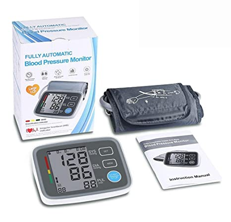 HRRH - Detector de precisión de Pulso de presión Arterial con Certificado médico en la Parte