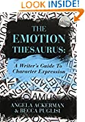 #6: The Emotion Thesaurus: A Writer's Guide To Character Expression