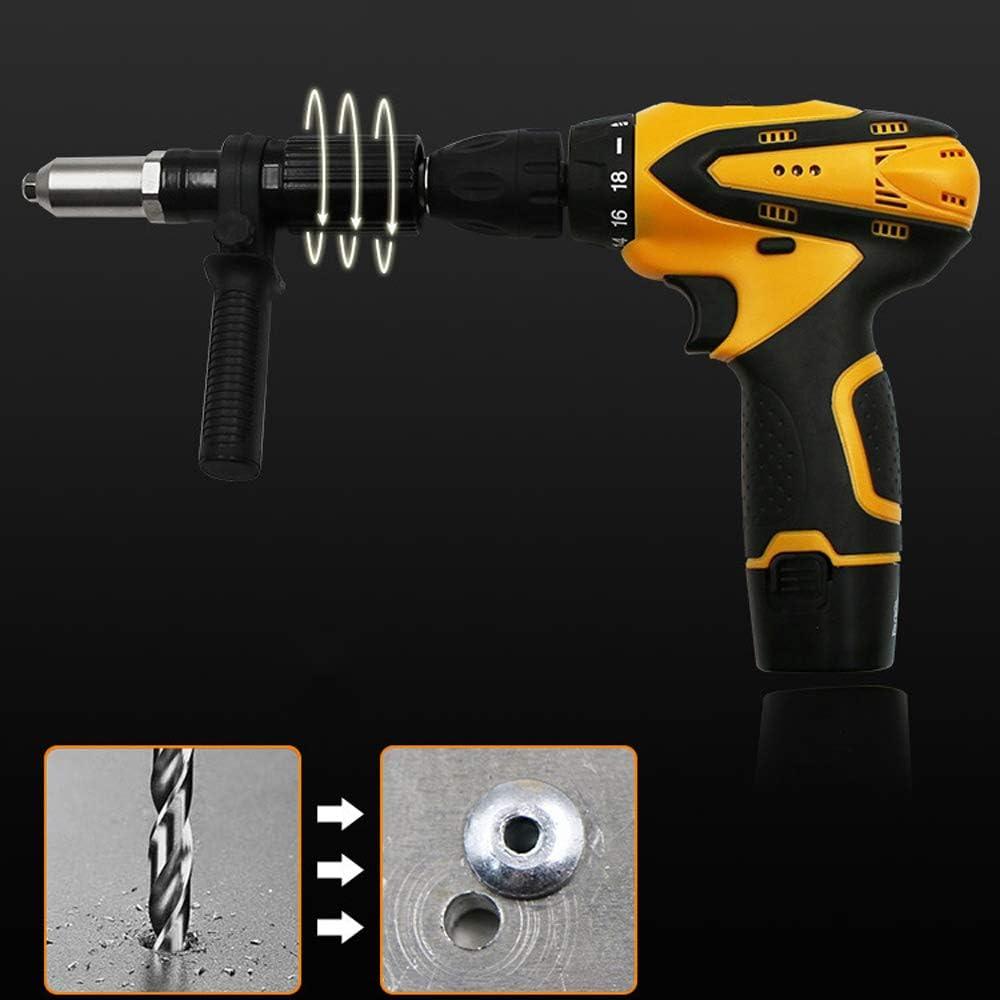 Rivet Electrique /Écrou,riveteuse electrique Adaptateur de joint de rivetage Insertion /Écrou Outils