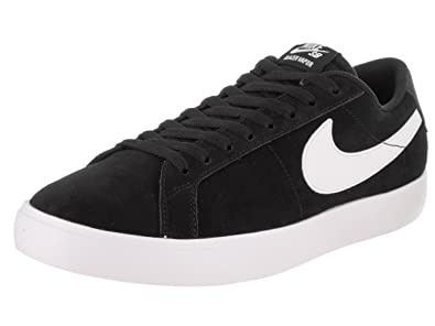 innovative design 95569 03df3 Nike Mens SB Blazer Vapor BlackWhite White White Skate Shoe 12 Men US  Buy Online at Low Prices in India - Amazon.in