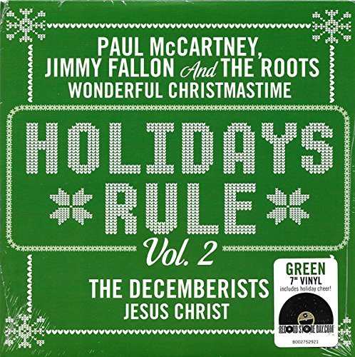- Various Artists - Holidays Rule, Vol. 2 (CD)