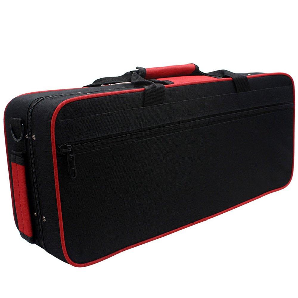 Joymee Water-resistance Gig Bag Box Backpack Case for Trumpet with Shoulder Straps