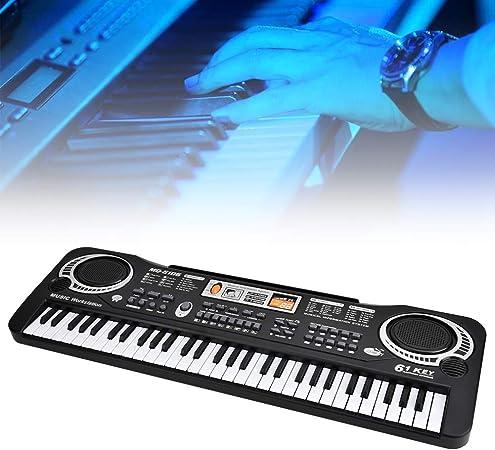 Piano de órgano eléctrico, Mini Piano eléctrico Piano ...