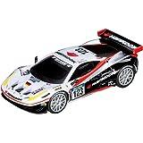 Carrera - 20061212 - Véhicule Miniature et Circuit - Ferrari 458GT2 - Race Version 2 - Echelle 1/43