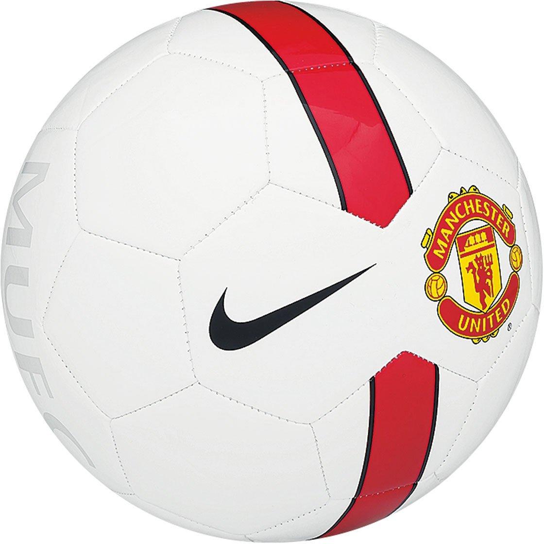 Nike - Pelota de fútbol, diseño del Manchester United, color ...