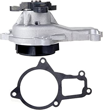 ECCPP Water Pump Thermostat Housing Assembly Fit For Chrysler Town /& Country 3.3L 2008-2010,Dodge Grand Caravan 3.3L 2008-2010,Dodge Grand Caravan 3.8L 2009-2010 AW6231 131-2392