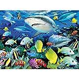 Royal & Langnickel Junior Large Paint by Numbers Reef Shark