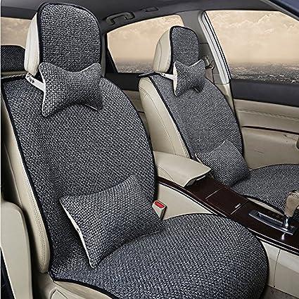 Fundas para asientos delantero per Opel Agila 2002
