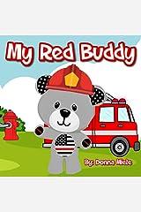 My Red Buddy: Daddy Edition Paperback