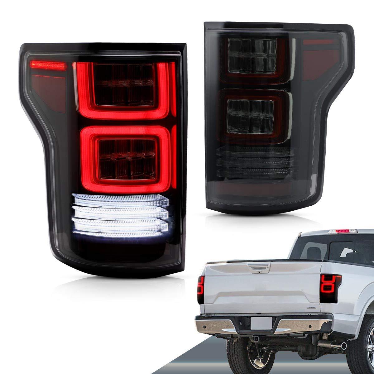 -Black Passenger side WITH install kit LED 2014 Volvo VNL670 SLEEPER Side Roof mount spotlight 6 inch