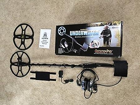 Metal Detector detectorpro Headhunter Underwater 8 sumergible búsqueda Oro metales monedas Detector Pro: Amazon.es: Electrónica