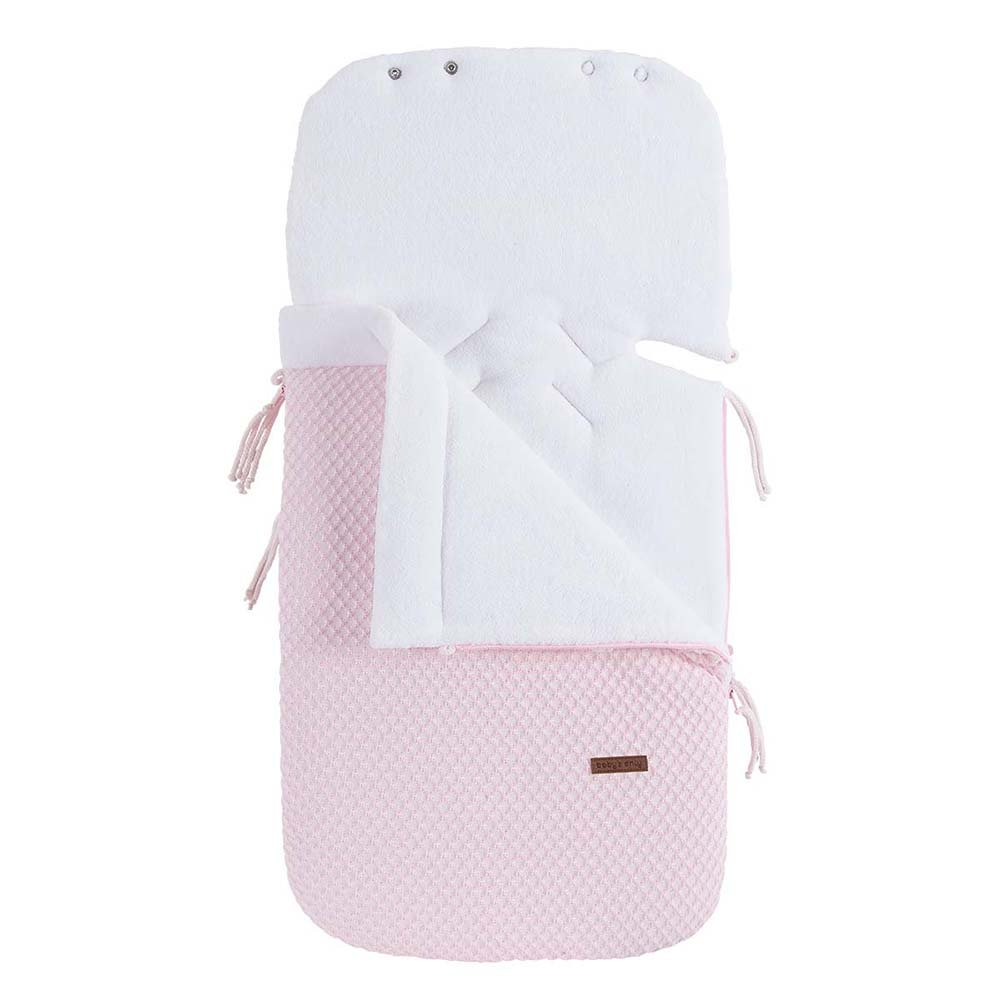Baby's Only 253381Carseat Footmuff 0+ Sun klass. Pink/Baby Pink Baby's Only