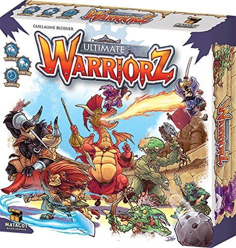 The North Face Ultimate Warriors Board Game: Amazon.es: Juguetes y juegos