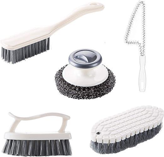 Multipurpose Cleaning Brushes Set