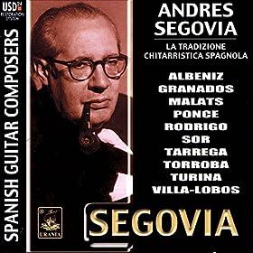 Amazon.com: Recuerdos de la Alhambra: Andres Segovia: MP3 Downloads