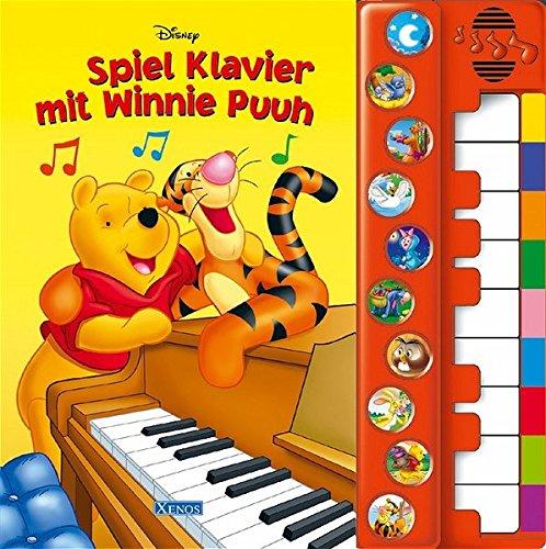 Spiel Klavier mit Winnie Puuh