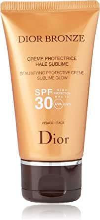 Christian Dior Bronze Beautifying Protective Creme Sublime Glow SPF 30