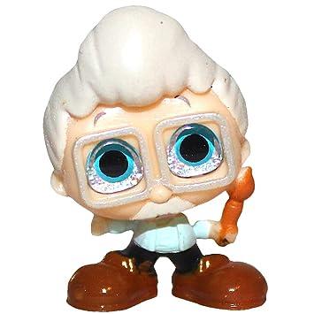 Disney Doorables Series 1 #20 Geppetto Figure NEW
