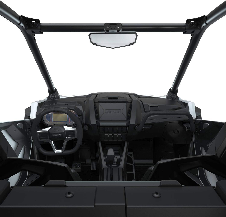 Polaris RZR Premium Convex Rear View Mirror