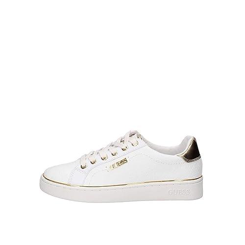 tenis guess, Zapatillas deportivas de mujer Guess blancas