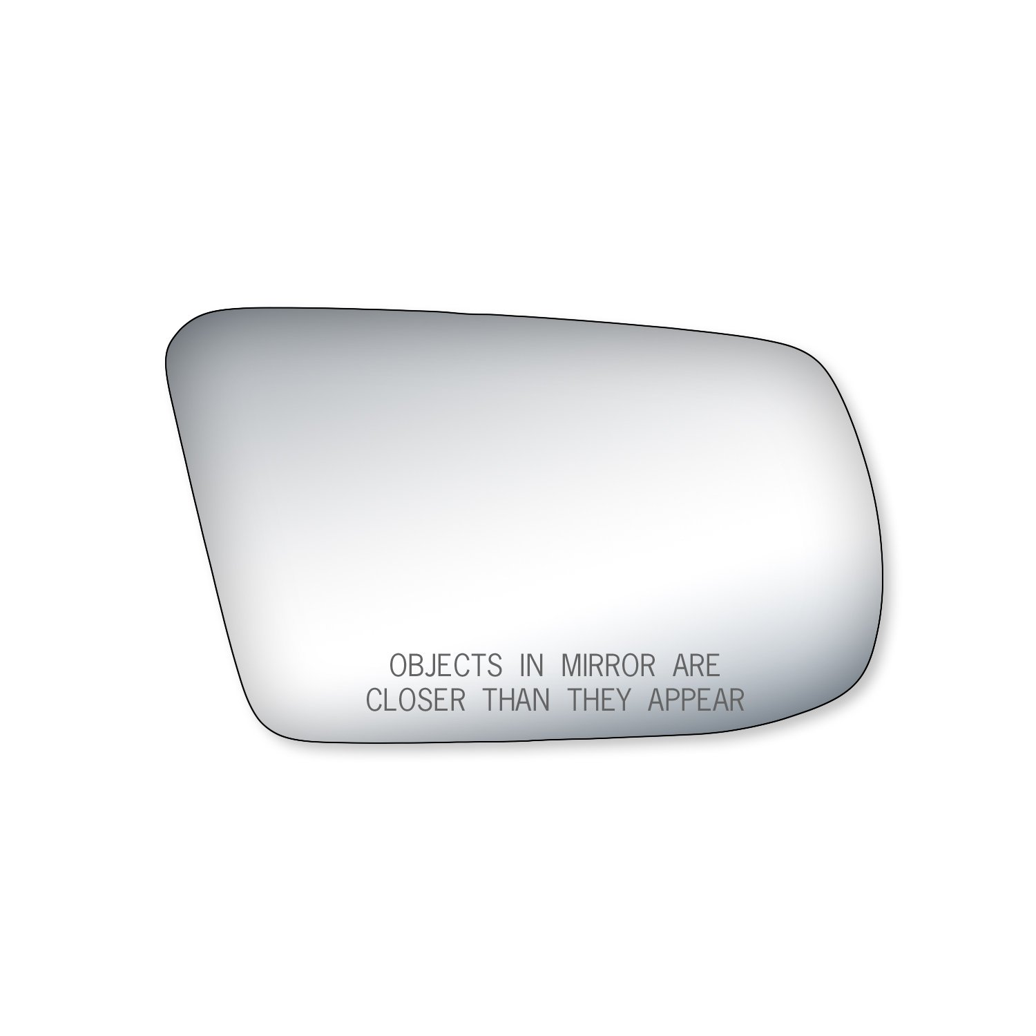 Fit System 90214 Passenger Side Replacement Mirror