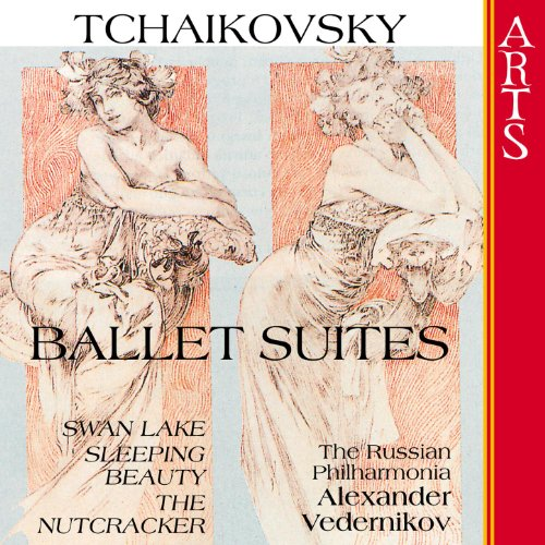 Russian Nutcracker - Tchaikovsky: Ballet Suites: Swan Lake - Sleeping Beauty - The Nutcracker
