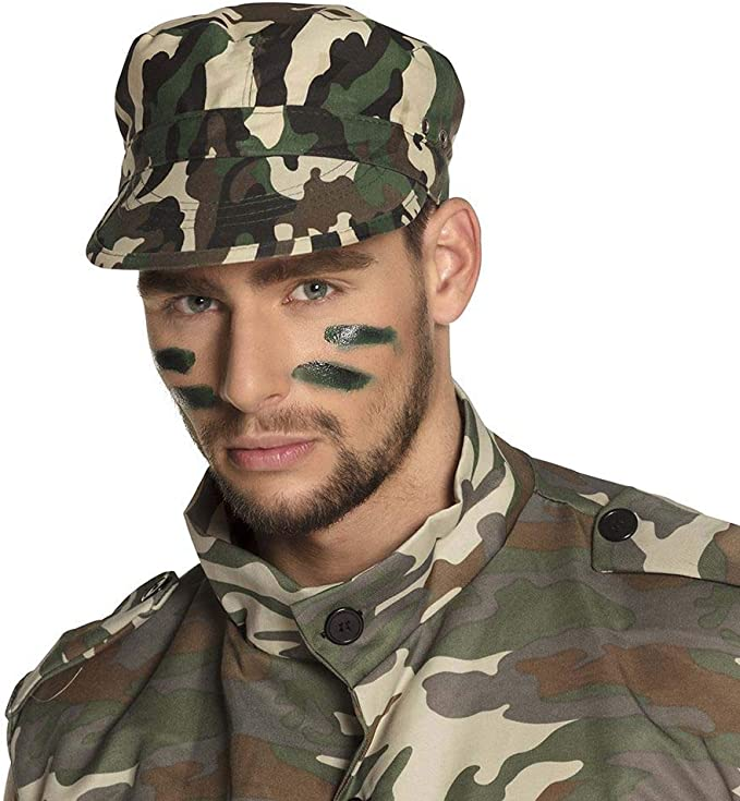 Boland 01233 Hat Soldier Green