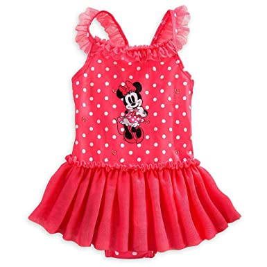 Amazon.com: Tienda de Disney Minnie Mouse Rosa tutú traje de ...