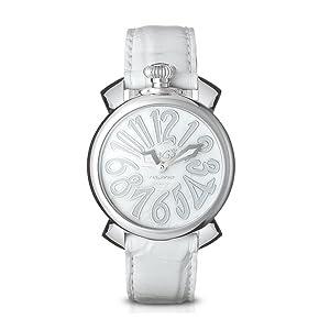 ガガミラノ マヌアーレ40MM 腕時計 ユニセックス GaGa MILANO 5020.8 [並行輸入品]