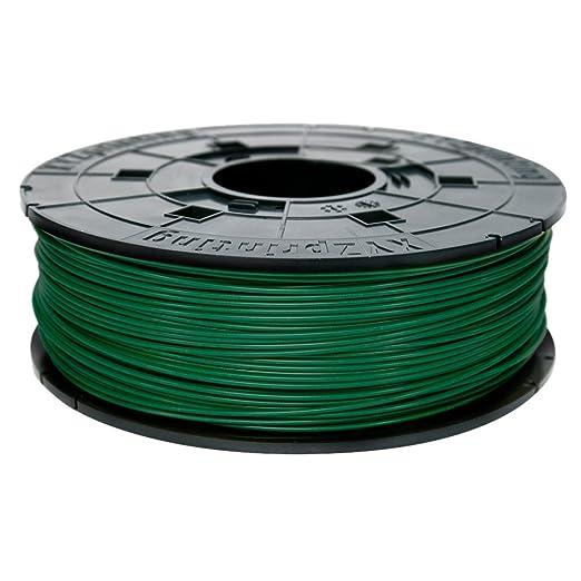 XYZprinting RF10XXEUZWK Filamento ABS, 600 gr, 12 Piezas, Verde ...