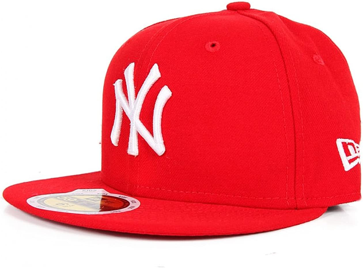 New York Yankees New Era 59Fifty Fitted Kids Casquette