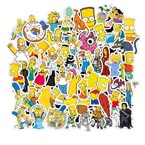 simpson decal - 5