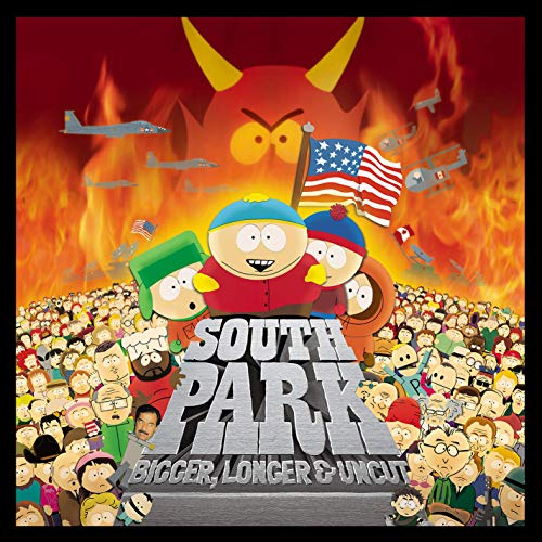 South Park: Bigger, Longer & Uncut. Music From And Inspired By The Motion Picture (2LP Colored Vinyl)(RSD Exclusive ()