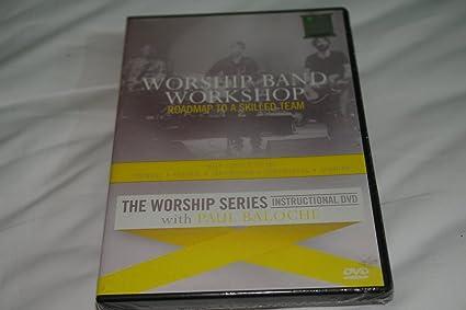 Amazon com: WORSHIP BAND WORKSHOP / The Worship Series