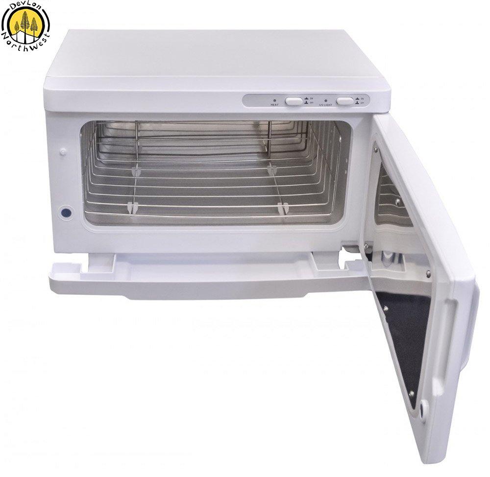 UV Towel Warmer Cabinet Single Door 20 Liter Spa Equipment Hot Towel