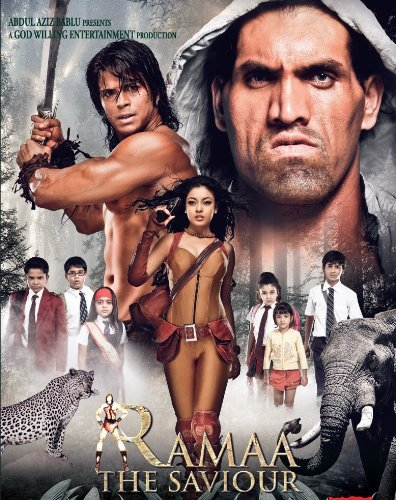 Amazon.com: Ramaa - The Saviour (New Hindi Movie / Bollywood Film / Indian  Cinema DVD): Great Khali, Saahil Khan, Tanushree Dutta, Haadi Abrar: Movies  & TV